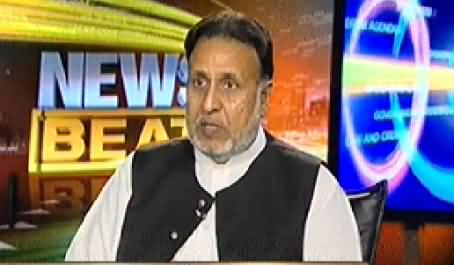 News Beat (People Dying Thar, What is Sindh Govt Doing?) – 8th November 2014