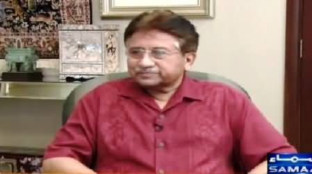 News Beat (Pervez Musharraf Special Interview) – 3rd April 2015