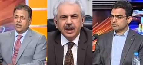 News Beat (PMLN's Objections on Justice Azmat Saeed) - 30th January 2021
