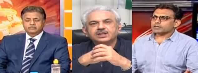 News Beat (Politics of Blames & Hatred in Azad Kashmir) - 18th July 2021