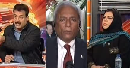 News Beat (Politics on Nawaz Sharif's Mother's Death) - 27th November 2020