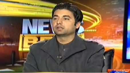 News Beat (PTI's Blasting Entry in Interior Sindh) – 21st November 2014