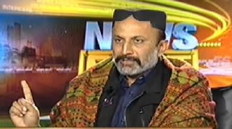 News Beat (PTI's Plan C Now in Lahore) – 14th December 2014