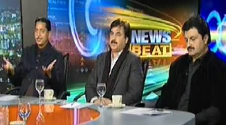News Beat (Rigging Evidences Are in Ballot Boxes - Imran Khan) – 6th December 2014