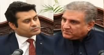 News Beat (Shah Mehmood Qureshi Exclusive Interview) - 8th May 2020
