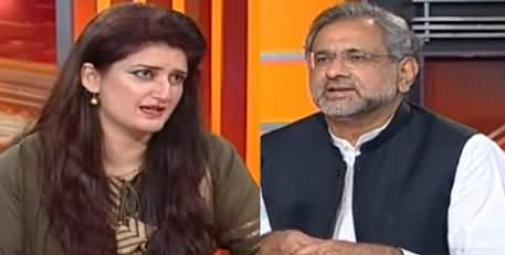 News Beat (Shahid Khaqan Abbasi Exclusive Interview) - 17th October 2020