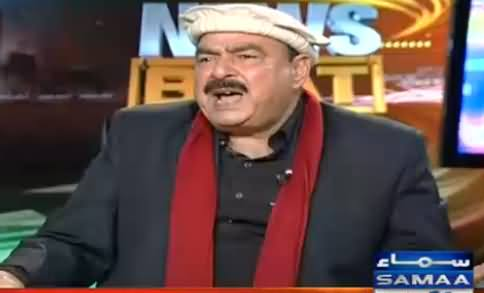News Beat (Sheikh Rasheed Ahmad Exclusive Interview) - 15th January 2017