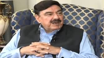 News Beat (Sheikh Rasheed Ahmad Exclusive Interview) - 19th April 2020