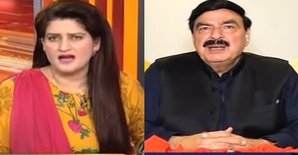 News Beat (Sheikh Rasheed Ahmad Exclusive Interview) - 20th January 2019