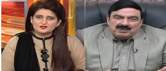 News Beat (Sheikh Rasheed Ahmad Exclusive Interview) - 3rd March 2019
