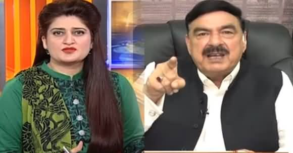 News Beat (Sheikh Rasheed Ahmad Exclusive Interview) - 5th May 2019