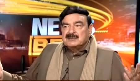 News Beat (Sheikh Rasheed Ahmed Exclusive Interview) – 11th April 2015