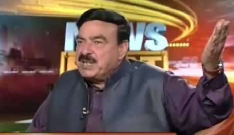 News Beat (Sheikh Rasheed Ahmed Exclusive Interview) – 16th August 2015