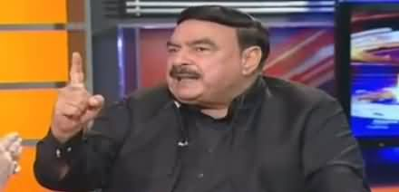 News Beat (Sheikh Rasheed Exclusive Interview) - 24th September 2017