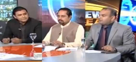 News Beat (Sindh Govt Vs Federal Govt) - 14th April 2017