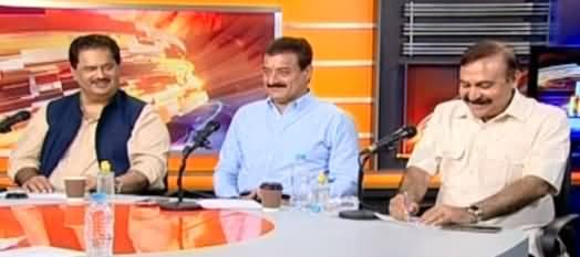News Beat (Two Narratives in PMLN, Nabil Gabol's Statement) - 31st July 2021