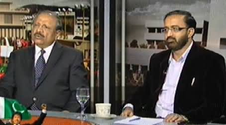 News Beat (What Is Imran Khan's Plan C and D?) - 29th November 2014
