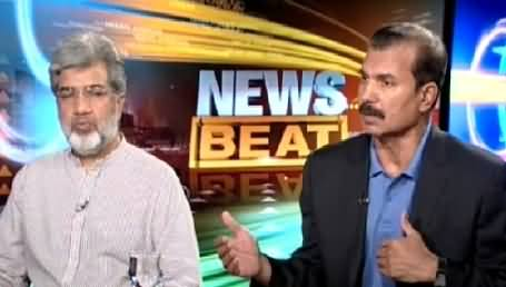 News Beat (What Is the Political Future of Sindh?) – 15th May 2015