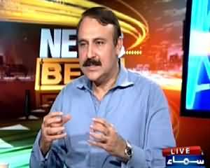 News Beat (Why PPP & MQM Afraid of Rangers?) – 11th July 2015