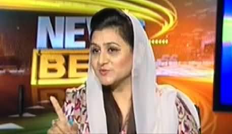 News Beat (Zardari Once Again on the Door of Musharraf) - 11th January 2015