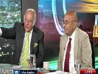 News Beat (Zardari Per Haath Dala To Jang Hogi - Khursheed Shah) – 28th August 2015