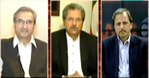 News Eye (By-Election in Multan, PTI Vs Javed Hashmi) - 14th October 2014