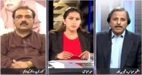 News Eye (Clash Between MQM & PTI In Karachi) – 31st March 2015