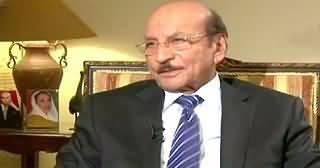 News Eye (CM Sindh Qaim Ali Shah Exclusive Interview) – 28th May 2015