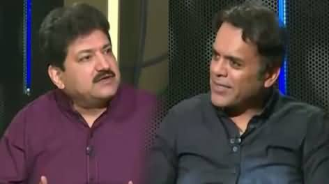 News Eye (Eid With Hamid Mir & Kashif Abbasi & Arshad Sharif) – 6th July 2016