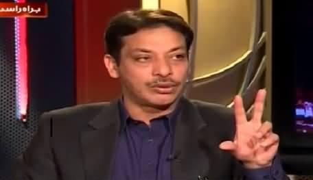News Eye (Faisal Raza Abidi Exclusive Interview) – 18th March 2015