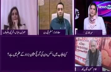 News Eye (Forward Bloc in PMLN Punjab) - 16th July 2020