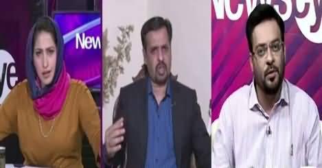 News Eye (Future of MQM, Farooq Sattar Group) – 26th March 2018