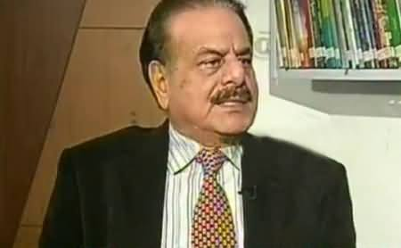News Eye (General (R) Hameed Gul Exclusive Interview) - 5th February 2015