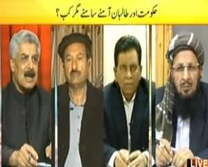 News Eye (Govt and Taliban Face 2 Face) - 17th March 2014
