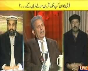 News Eye (Hamarey Fauji Kab Tak Shaheed Hotey Rahein Ge?) - 21st January 2014