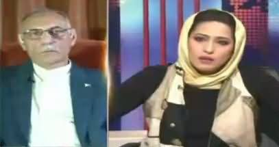 News Eye (Hussain Haqqani Ghaddar Hai - Khursheed Shah) – 15th March 2017