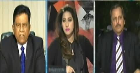 News Eye (Imran Khan Announced Plan C) 11PM to 12AM - 30th November 2014