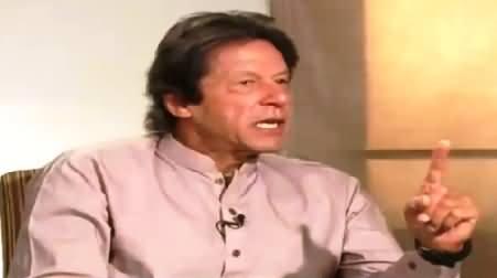 News Eye (Imran Khan Exclusive Interview) – 20th May 2015