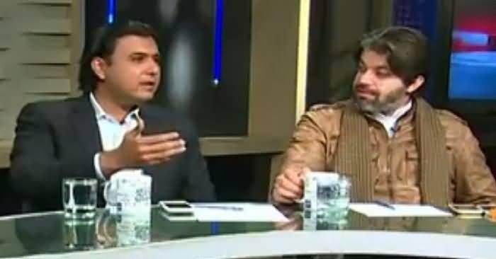 News Eye (Imran Khan Ka Parliament Jane Ka Faisla) – 13th December 2016