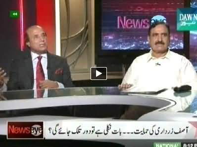 News Eye (Imran Khan's Demands and Govt's Plan) - 15th July 2014