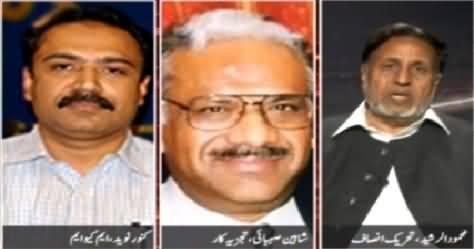 News Eye (Imran Khan's Dream will Not Be Fulfilled - MQM) – 26th March 2015