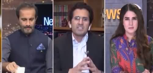 News Eye (Is PPP Feeling Threatened by PTI's Interest in Sindh?) - 29th July 2021