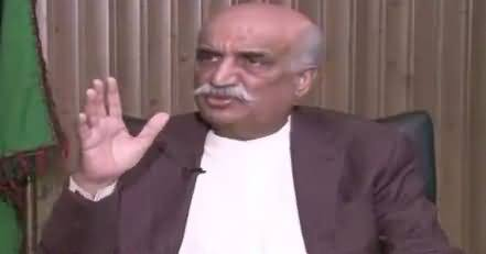News Eye (Khursheed Shah Exclusive Interview) – 24th April 2018