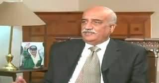 News Eye (Khursheed Shah Exclusive Interview) – 29th April 2015
