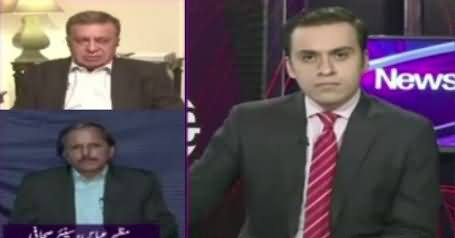 News Eye (Kia Hakumat Apni Mudat Pori Kare Gi) – 25th January 2018