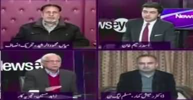 News Eye (Kia Parliament Ki Tauheen Hui) – 18th January 2018
