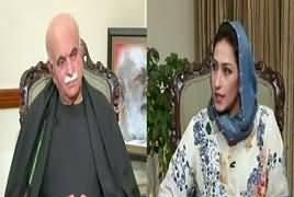 News Eye (Mehmood Achakzai Exclusive Interview) – 22nd March 2017