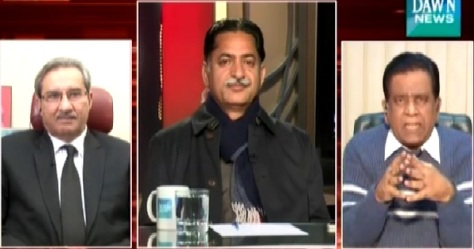 News Eye (MQM Should Separate Itself From Altaf Hussain - Imran) - 10th February 2015