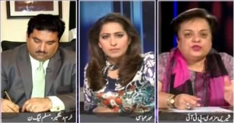 News Eye (NA-246 By-Election, PTI Vs MQM) – 8th April 2015