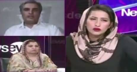 News Eye (Nawaz Sharif Is Coming Back) – 11th July 2018